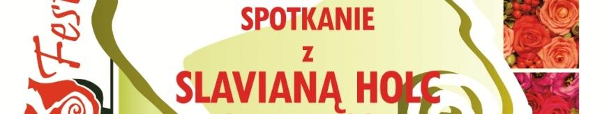 Spotkanie ze Slavianą Holc - wykład z dziedziny aromaterapii i róży bułgarskiej Kliknięcie w obrazek spowoduje wyświetlenie jego powiększenia